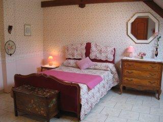 une suite de deux chambres de 12m² et 17m². - La Chapelle-sur-Loire vacation rentals