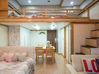 [NewOpen]Myeongdong duplex+_free Portable Wifi - Seoul vacation rentals