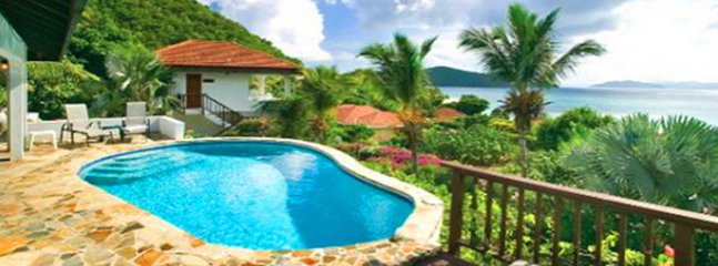 Villa Valmarc 4 Bedroom SPECIAL OFFER - Mahoe Bay vacation rentals