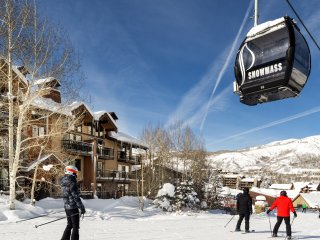 Luxury 3 Br condo at Snowmass. Ski in ski out - Snowmass vacation rentals