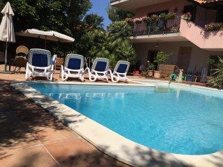 appartamento in villa camera quadrupla-piano terra - Ragalna vacation rentals