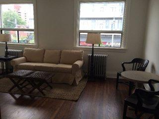 Bathurst/St Clair spacious 2 BR flat - Toronto vacation rentals