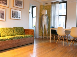 Chelsea 1 BD. A Genuine New Yorker Experience - New York City vacation rentals