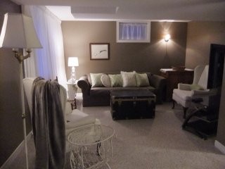 Executive Garden Suite -  separate entrance - Barrie vacation rentals