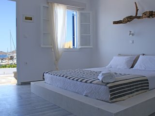 Kedros-Ideal seaview apartment - Naoussa vacation rentals