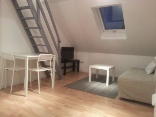 joli meublé avec mezzanine prox STRASBOURG - Bischheim vacation rentals