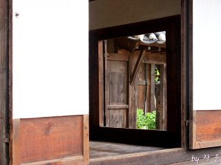 Traditional house, Songsogotaek (Knsarangchae- Numarubang) - Gyeongsangbuk-do vacation rentals