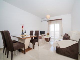 Apartments Vukovic-Two Bedroom Apartment with Sea View 2 - Bijela vacation rentals