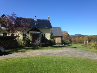 Farm house with swim stream near Montpelier,Vt. - Worcester vacation rentals