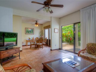 Bright 1 bedroom Poipu Apartment with Internet Access - Poipu vacation rentals