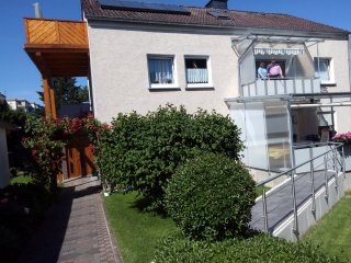 Bright 2 bedroom Beverungen Apartment with Deck - Beverungen vacation rentals