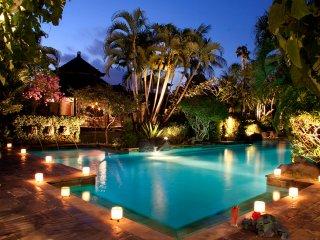 Villa Lalu. Villa 7. 2 Bedroom. Central Seminyak - Seminyak vacation rentals