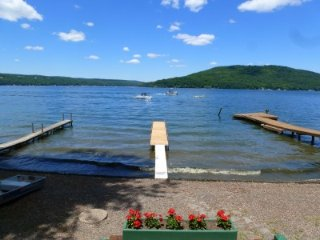 3 bedroom Cottage with A/C in Hammondsport - Hammondsport vacation rentals