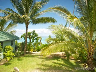 Romantic 1 bedroom Cook Islands House with Internet Access - Cook Islands vacation rentals