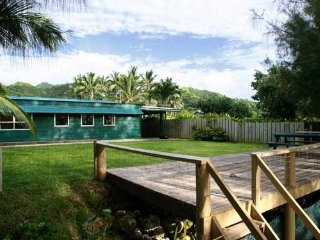 Comfortable House with Television and DVD Player - Cook Islands vacation rentals