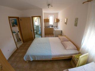 Neza Apartments at the sea, studio 5 - Stara Baska vacation rentals