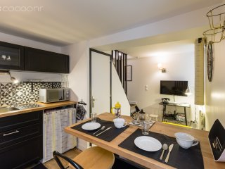 Cozy 1 bedroom Condo in Rennes with Internet Access - Rennes vacation rentals