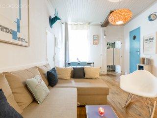 Romantic 1 bedroom Condo in Rennes - Rennes vacation rentals