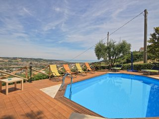 Beautiful Villa with Television and Fireplace in Campofilone - Campofilone vacation rentals