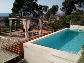 3 bedroom Villa with Internet Access in Santa Susana - Santa Susana vacation rentals