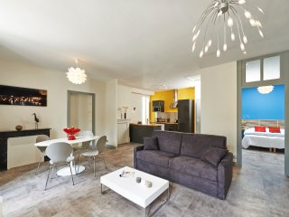 Appartement Centre-ville Angers 60m² - Quernon - Angers vacation rentals
