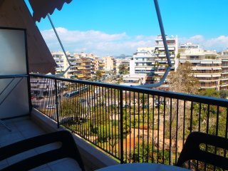 Amazing view great location near tram-for families - Athens vacation rentals
