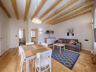 1 bdr 42m2 new top located suite 1st floor - Vis vacation rentals