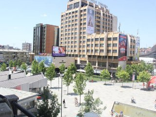 Cozy Apartment in the very City Center of Prishtin - Pristina vacation rentals