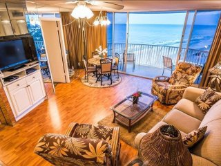 Spectacular Ocean View and Bright Beach Condo - Daytona Beach vacation rentals