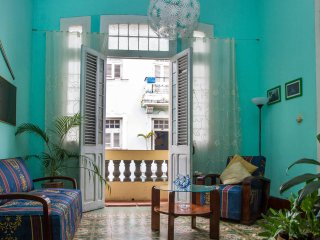 Bright Condo with A/C and Television - Havana vacation rentals