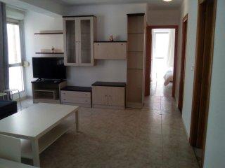 Nice 2 bedroom Burriana Condo with A/C - Burriana vacation rentals