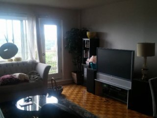 Furnished Apartment, Beautiful View of the City - Montreal vacation rentals