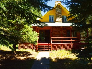 Twin Pines Cottage | Sleeps 6 | Rustic and Cozy - Island Park vacation rentals