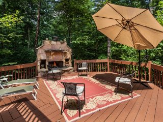 4 bedroom Cabin with Internet Access in Ellijay - Ellijay vacation rentals