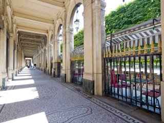 Louvre / Palais Royal Garden Two Bedroom Triplex - Paris vacation rentals
