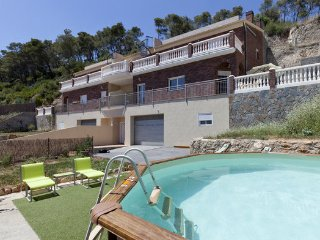 AMANECER Casa rodeada de naturaleza, cerca cuidad - Cervello vacation rentals