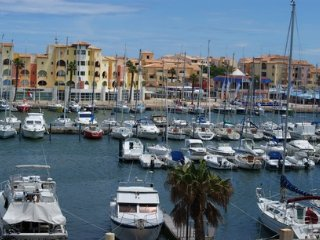 Nice Leucate Studio rental with Central Heating - Leucate vacation rentals