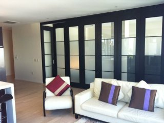 Furnished 3-Bedroom Apartment at Wilshire Blvd & S Beaudry Ave Los Angeles - Los Angeles vacation rentals