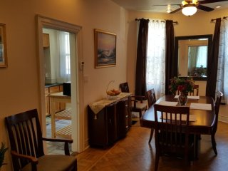 Furnished 3-Bedroom Townhouse at Newton St NW & Holmead Pl NW Washington - District of Columbia vacation rentals
