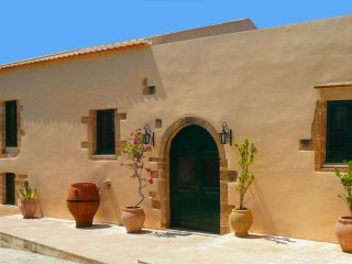 Olive Mill Villa with private pool and sea view - Vouves vacation rentals