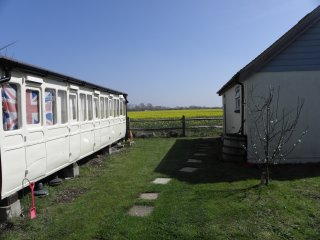 self contained accommodation railway carraige - East Wittering vacation rentals