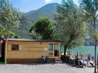 Luxury chalet directly by the Lago di Lugano - Porlezza vacation rentals