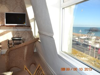 Seafront Flat in Brighton - Brighton vacation rentals