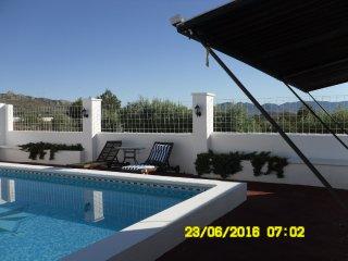 Sax, Nr Alicante, Rural, Private Pool, 2 Casitas - Alicante vacation rentals