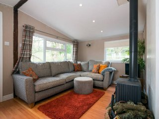 Beautiful Woodland Lodge in Shropshire - Ludlow vacation rentals
