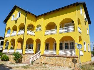 Modern new apartment at island Vir - Vir vacation rentals