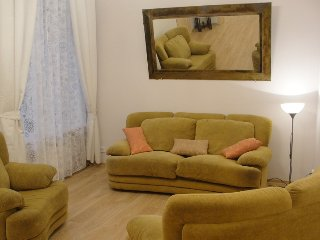 Charming 2 br Apartment+wifi+center+parking - Saint Petersburg vacation rentals