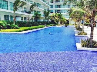 Oceanview Beachfront Morros Ultra Apartment - Cartagena vacation rentals