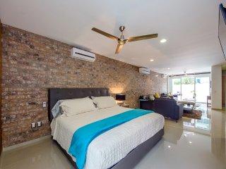 BRAND NEW LUXURY LOFT AT GOURMET DISTRICT HTL ZONE - Puerto Vallarta vacation rentals