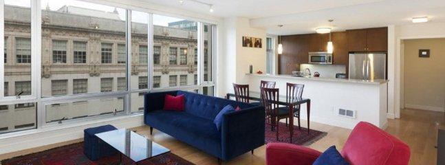 Furnished 2-Bedroom Apartment at Van Ness Ave & Hickory St San Francisco - Image 1 - San Francisco - rentals